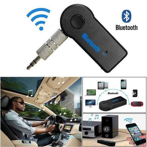3.5 mm wireless Bluetooth AUX Audio Stereo Car Receiver
