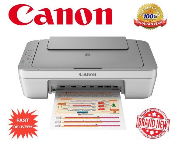 Canon Pixma MG2522 All-In-One Inkjet Printer, Scanner & Copier *NO INK*