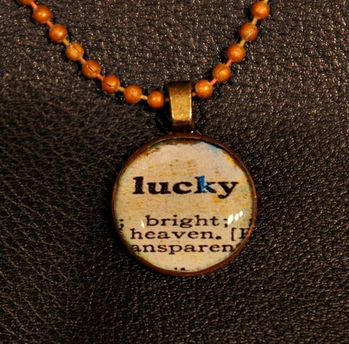 Penny From Heaven Necklace