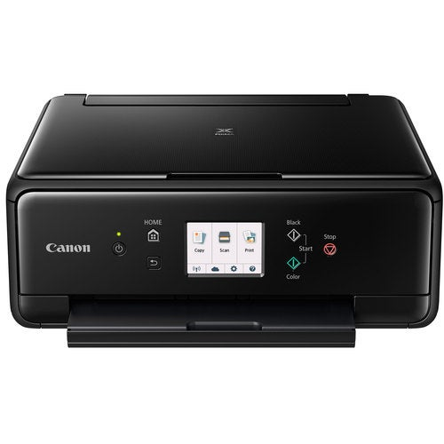 Canon PIXMA TS6120 Wireless All-in-One Compact Black Printer w/ USB Cable & PaintProX9