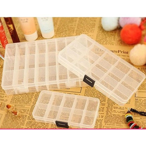 House Tools 10/15/24 Grids Compartments Jewellery Bead...