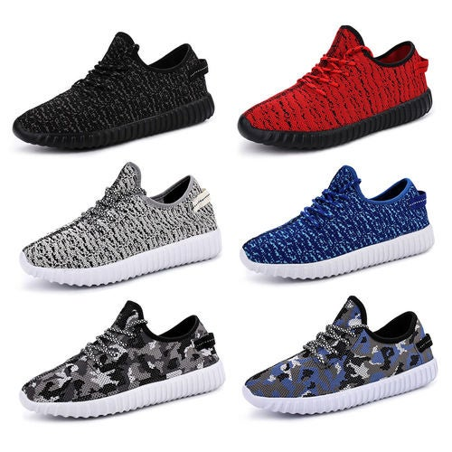Fashion Canvas Breathable Casual Canvas Sports Running Shoes Sneakers