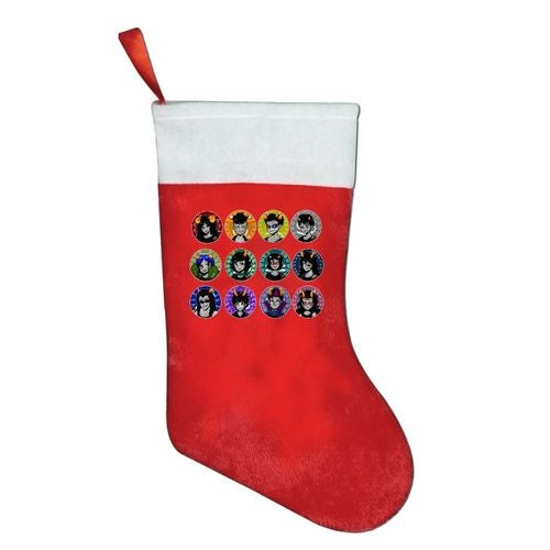 homestuck beta Christmas Stocking Sock Gift Candy Hanging Bag Santa Claus Snowman Home Decoration