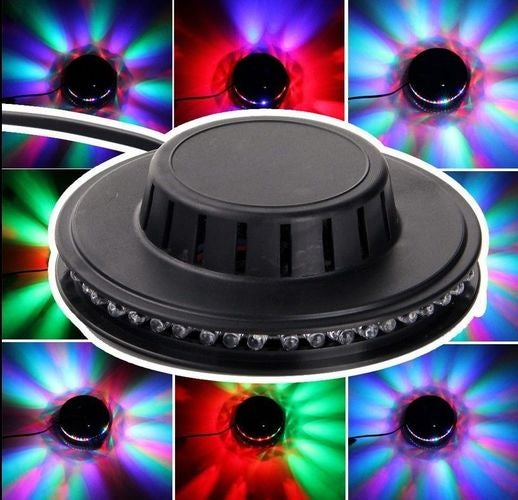 48 LEDs Auto/Voice-activated RGB Stage Lighting Bar Party Disco DJ Light Effect