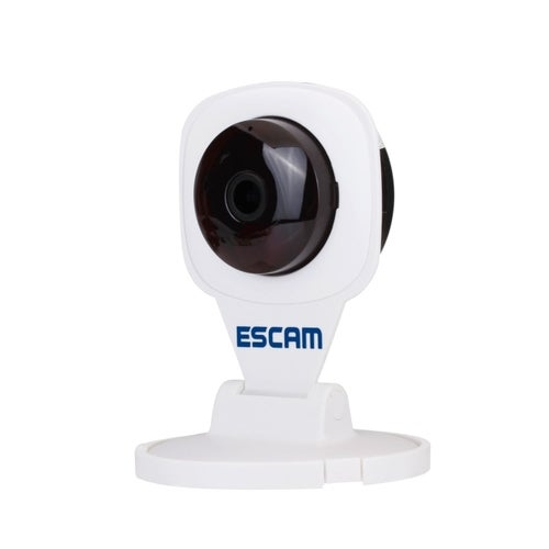 ESCAM QF506 WiFi H.264 1.0MP P2P IP Camera Cloud Technology Support Android IOS for Home Company