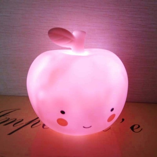 Great Gift Led Night Lamp Apple Pineapple Cloud Nightlight Portable Led Desk Lamp Eyes Protection Baby Home Decoration Lights