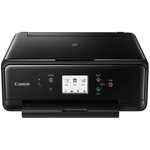Canon PIXMA TS6120 Wireless All-in-One Compact Printer with Scanner & Copier (Black)