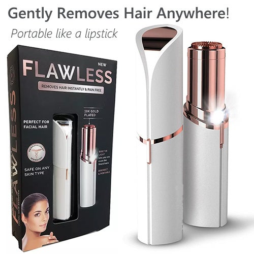 Finishing Touch Flawless Women Painless Hair Remover