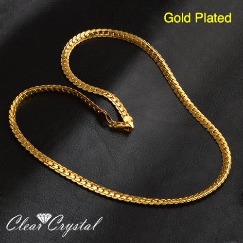 Luxury Gold Plated Necklace