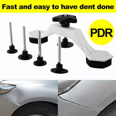 Universal Car Body PDR Paintless Dent Repair Tools Kit Removal Hail Puller Tabs