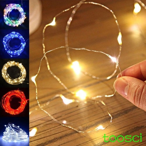 5m decoration led light USB AA battery power for christmas party home use