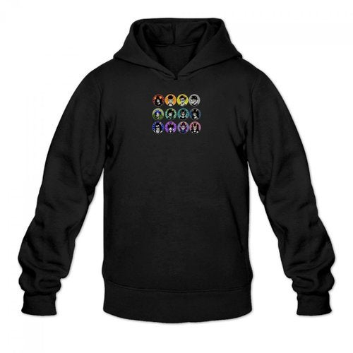 homestuck beta Men's Hoody Hoodie Hooded Sweatshirt