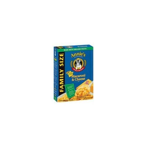 Annies Homegrown 25159 Family Size MacAroni & Cheese