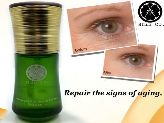 Shin Co Advanced Firming & Lifting Eye Serum