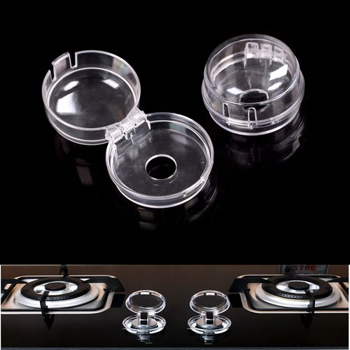 2 Pcs Home Kitchen Stove And Oven Knob Cover Protection for Baby Kids Safety