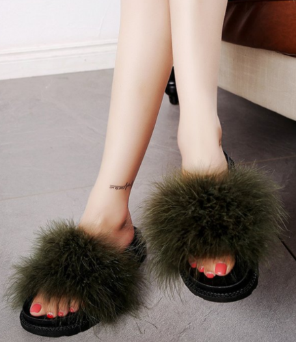 Maomao slippers For home slippers