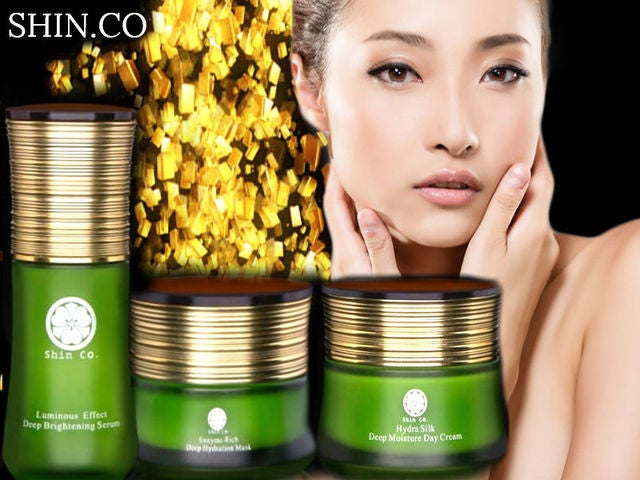 Shin Co. 3pc Set ( Day, Mask and Serum )