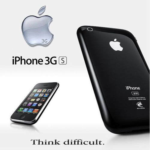 iPhone 3GS with charger (AT&T)