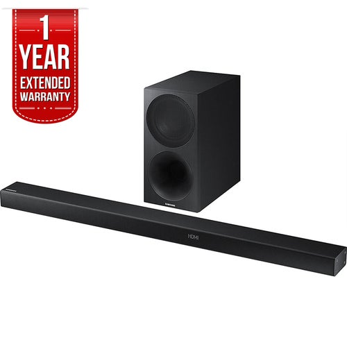 Samsung 340W 3.1ch Soundbar w/ Wireless Subwoofer with 1 Year Extended Warranty