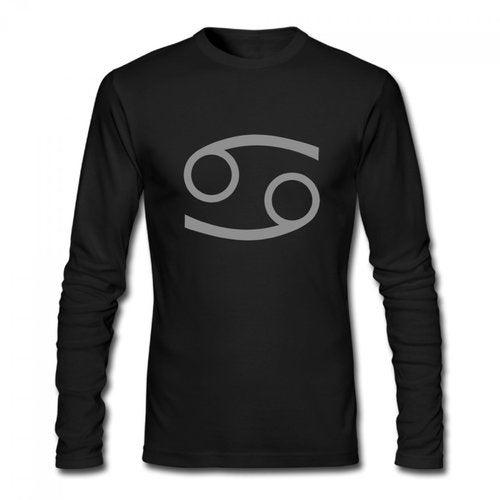 Homestuck Trolls Karkat Vantas Logo Men's Long Sleeve T-shirt