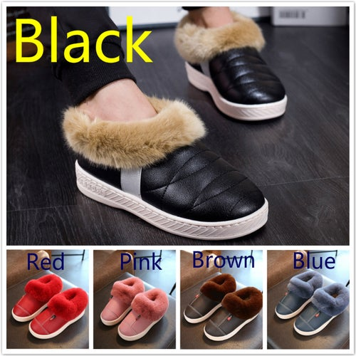 2017 New Couple's Stylish and comfortable Home Bnow Boots