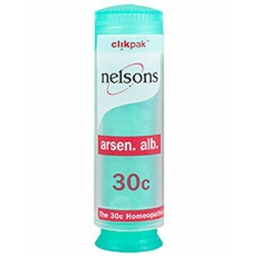Nelsons Arsen Alb 30c 84 tablet