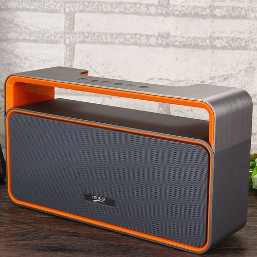 MUSKY DY25 HIFI Portable Wireless V3.0+EDR Bluetooth Speaker with Hands-free Function(2 Color)