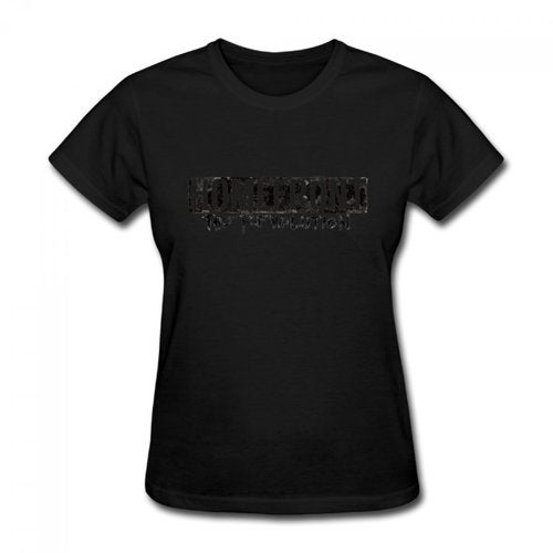 Homefront The Revolution HTR Logo Women's Cotton Short Sleeve T-shirt