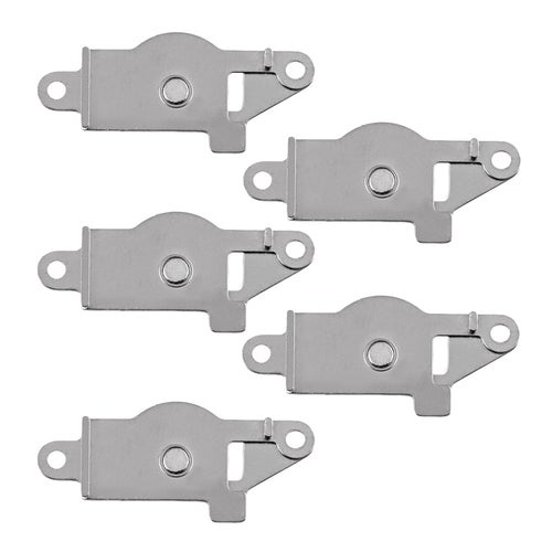 5Pcs / Set Home Button Spacer Holder Metal Plate Bracket Replacements for iPhone 5S