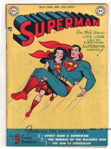 1 RANDOM VINTAGE COMIC BOOK IN MINT CONDITION GUARANTEED OLD