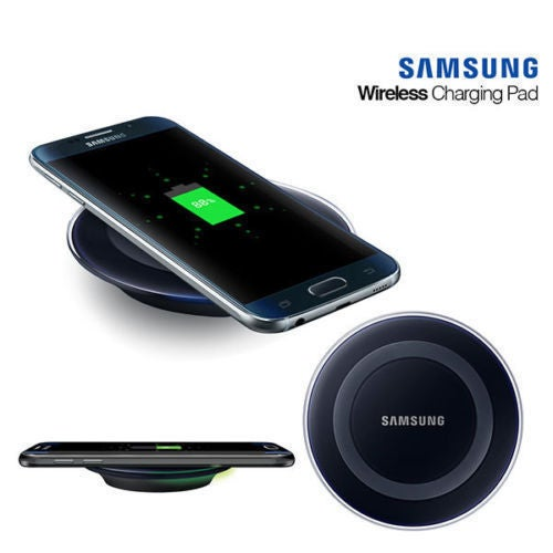 2016 Universal Qi Wireless Charger fast Charging For Samsung Note Galaxy S6 s7 Edge s8 plus mobile pad with package usb cable