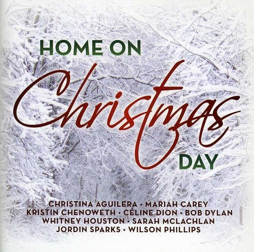 Home on Christmas Day - Home on Christmas Day [CD]