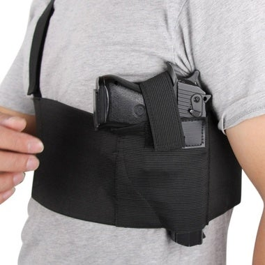 Underarm Deep Concealment Shoulder Holster Elastic
