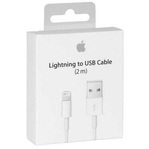 Brand New 2M (6FT) Apple Lightning Cable