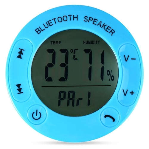 BTS - 66 Mini Waterproof Bluetooth Wireless Support Touch Screen Control Panel Handsfree Call Function