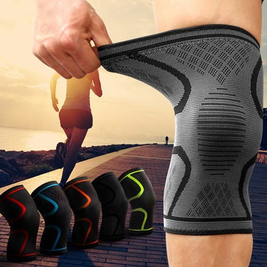 1 piece Knee Pads High Elasticity Sport Knee Support Guard Four Seasons Outdoor