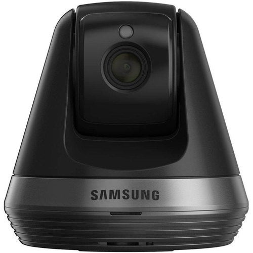 Samsung SmartCam Pan/Tilt 1080p HD Wi-Fi IP Camera upto 128GB SDXC micro slot (Black)