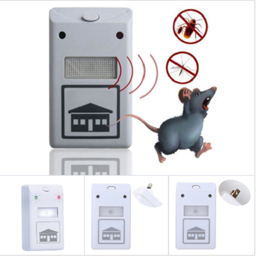 Electronic Repellent Anti Repeller Rodent Pest Bug Mice Killer