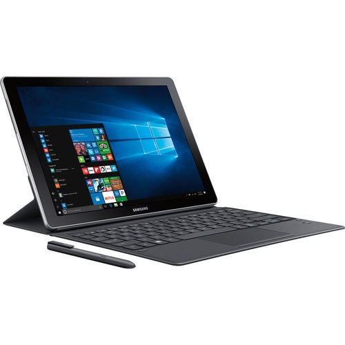 Samsung 12 Galaxy Book 12 Multi-Touch 2-in-1 Notebook (SM-W720NZKBXAR)