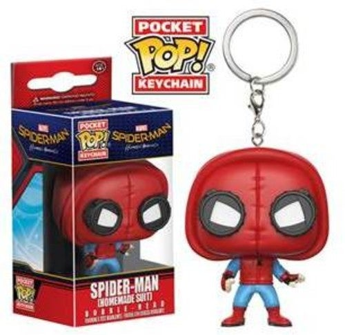 Funko Pop! Keychain: Spider-Man - Spider-Man (Home