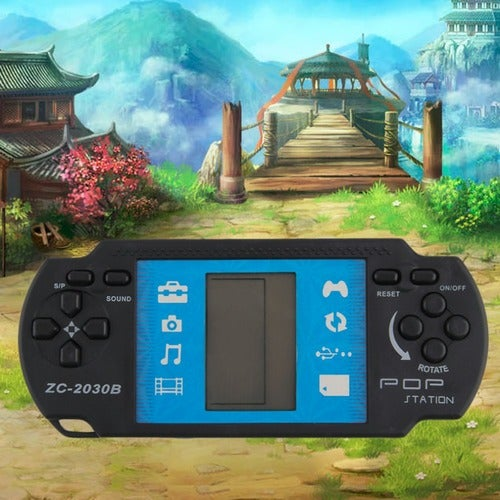 Classical Game Players Portable Handheld Video Tetris Game Console For PSP Gaming Game Controller for Kids Children