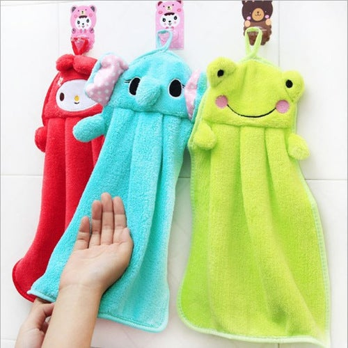 New Cute Animal Candy Colors Soft Coral Velvet Cartoon...
