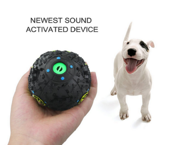 MagicCindy Smarter Interactive IQ Treat Ball Dog Toys Ball
