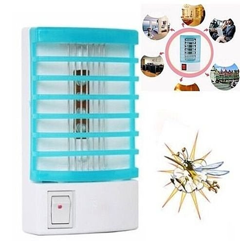 Electric Shock Bug Zapper Insect Killer Mosquito Repellent Fly Trap Night  only 20 inventory