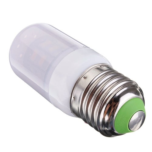 E27 3.5W LED Bulb 27 5730 SMD Energy Saving Corn Light Lamp with Frosted Cover Pure /Warm White Home Lighting 24V