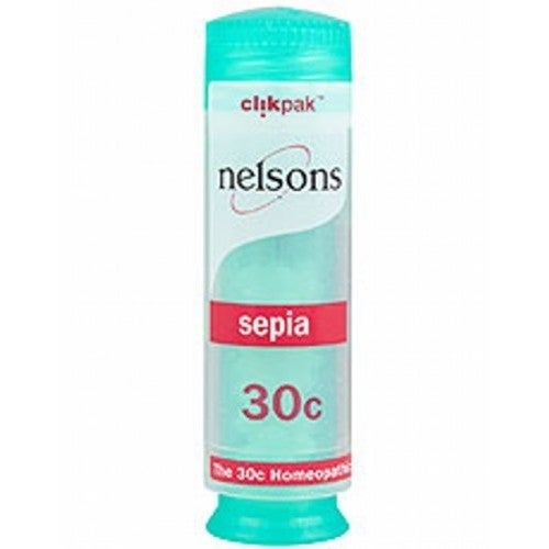 Nelsons Sepia 30c 84 tablet
