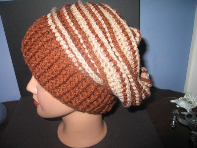 Riptide Slouch Hat Handmade  0357574729a