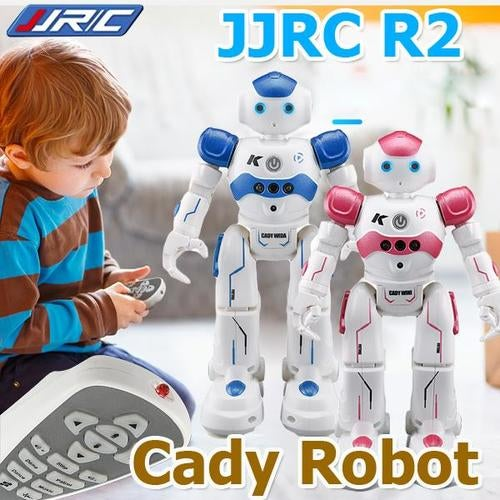 Free Shipping 2017 New Arrival Intelligent RC Dancing Robot Gesture Control USB Charging