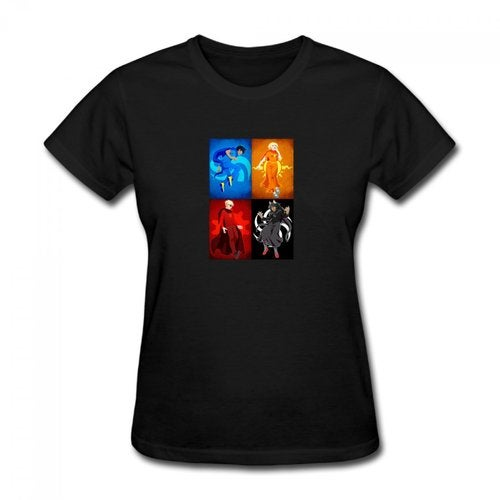 homestuck trolls Women's Cotton Short Sleeve T-shirt