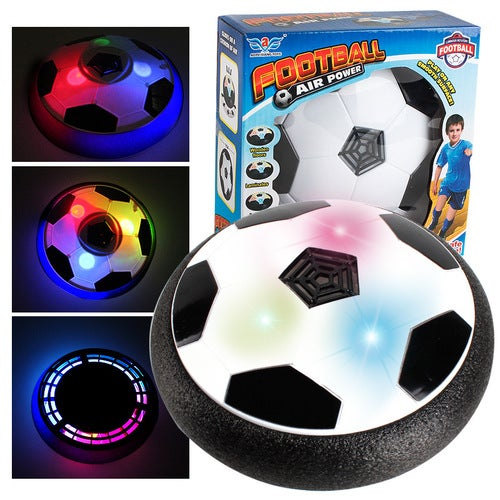 2017 New Coming Indoor Air Cushion Floating Football Toy Parent-child Interaction Suspension Game Toys For Children Floating